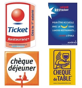 Les tickets restaurant