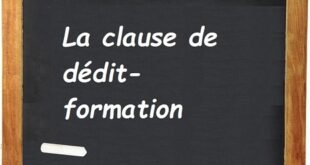 La clause de dédit-formation
